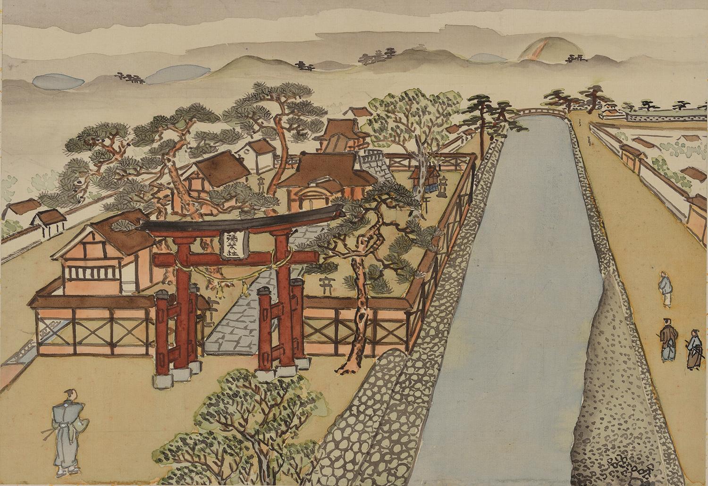 第16図 弥栄神社