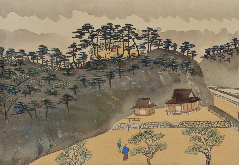 第21図 太皷谷稲荷社