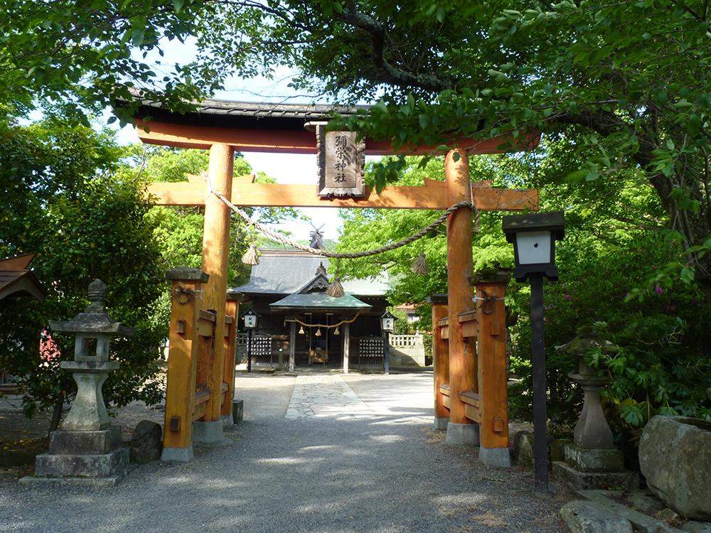 弥栄神社(やさかじんじゃ)