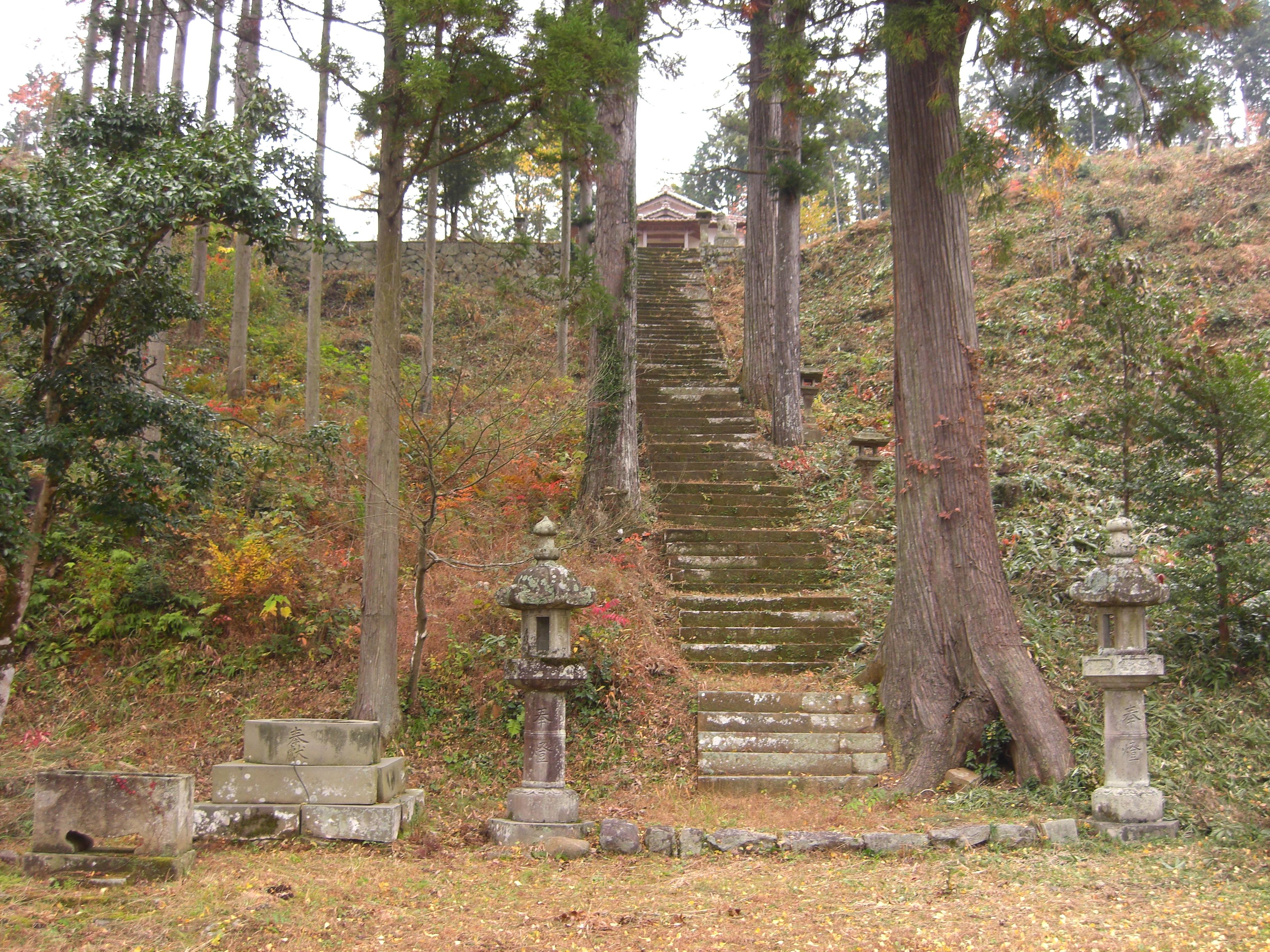 津和野神社