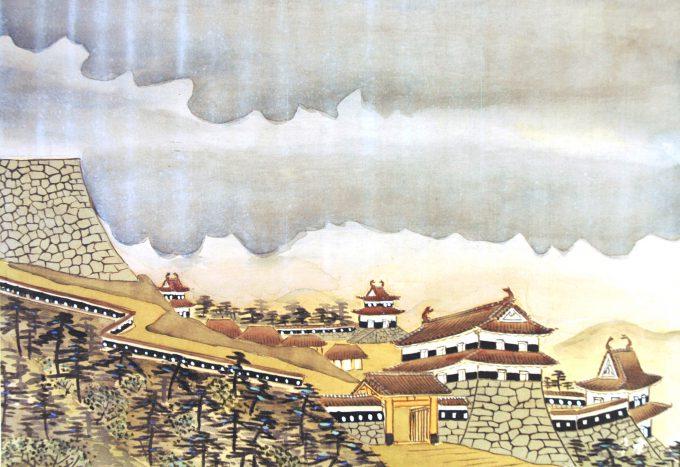 1-三本松の城