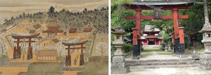 No. 35 Washibara Hachimangu Shrine and elsewhere